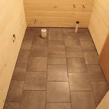 pretty ideas vinyl tile on concrete basement floor flooring
