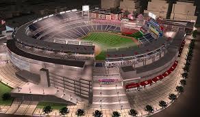 Washington Nationals Park Virtual Seating Chart Planning For Stadium Transportation And Parking Near