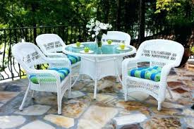 outdoor wicker dining furniture outdoor 5 piece wicker dining set dimensions outdoor wicker dining table round