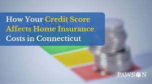 how your credit score affects home insurance costs in connecticut