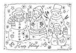 Ingenious Idea Christmas Coloring Pages For Older Kids Kerst