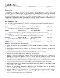 Technical Resume Interesting Network Security Analyst Technical Resume 28