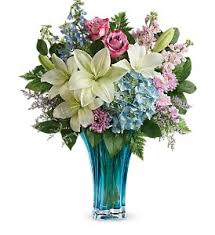 teleflora s heart s pirouette bouquet in oklahoma city ok cheever s flowers