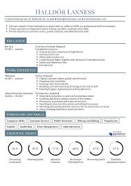 Internship Resume Samples 11204 Densatilorg