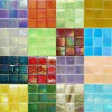 iridescent glass tile mosaic tiles uk kitchen backsplash clearance