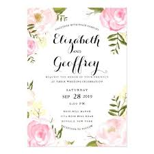 Wedding Ceremony Card Wedding Ceremony Invitation Card Sample With Photo Modern Vintage
