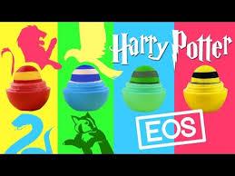 harry potter eos diy eos lip balm