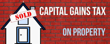 Image result for capital gain tax