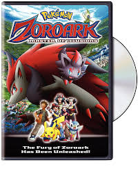Amazon.com: Pokemon – Zoroark: Master of Illusions (DVD): Various, Various:  Movies & TV