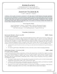 Resume Sample Teacher Best Of Teachers Aide Resume Teacher Aide Resume Sample Free Preschool