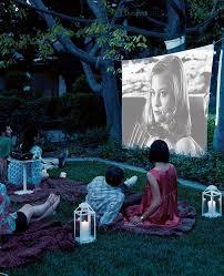 Best 25 Backyard Movie Screen Ideas On Pinterest  Outdoor Cinema Movie Backyard
