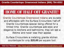 granite countertops greenwood indiana