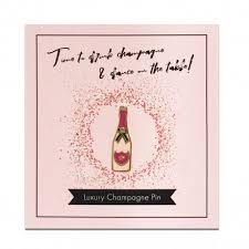 Ansteck Pin Champagner Online Kaufen Design3000de Online Shop