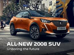 <b>PEUGEOT</b> NZ | New Cars and SUVs