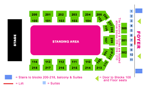 Metro Radio Arena Seating Chart Drake With Special Guest Labrinth