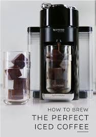 The input power is 1710 watts. Brewing The Perfect Iced Coffee Is Truly An Art Form Luckily Nespresso Has You Covered Thanks To The Nespresso Recipes Fancy Coffee Drinks Pod Coffee Machine