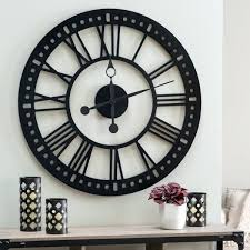 Small Picture Wall Clock Diy Oversized Modern Contemporary Acrylic Novelty