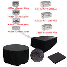 extra large outdoor furniture covers. 46810 extra large seater waterproof patio furniture cover outdoor garden covers