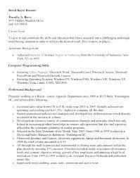 Retail Resume Description Resume Template For Retail Job Reluctantfloridian Com