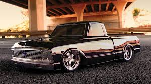 Pickup chevy c10 pickup truck : RC 1972 Chevy C10 Pickup Truck V-100 S | DudeIWantThat.com