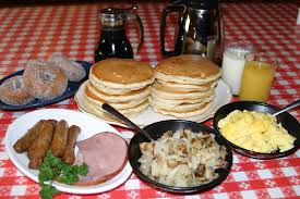 Image result for serving breakfast