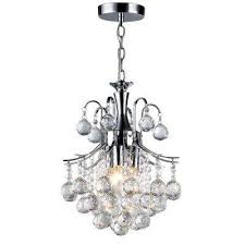 arden victorian 3 light crystal chrome chandelier with shade