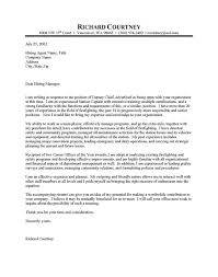 Perfect Fire Chief Cover Letter 14 With Additional Examples Of Cover  Letters with Fire Chief Cover Letter