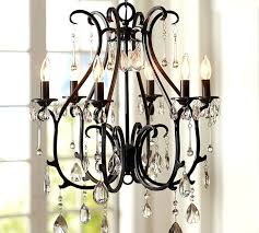 chandeliers camilla chandelier pottery barn best chandeliers images on beautifully balancing rustic elements with a