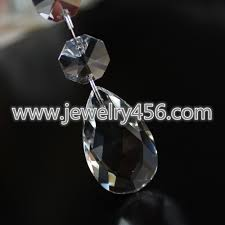 crystal prisms drops chandelier parts 38mm 50mm 63mm 76mm 89mm