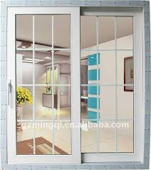 photos of sliding pvc door
