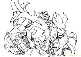 Transformers Coloring Pages To Print Bumblebee Face Car Bumble Bee