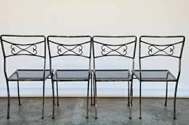 los angeles craigslist images gallery heygreenie 4 wrought iron dining room chairs mid