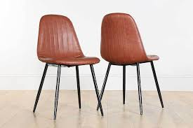 dining room chairs leather. Interesting Dining Leather Dining Chairs  Black Brown U0026 Coloured   Furniture Choice Inside Room T