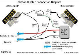 skene lights motorcycle safety lighting installation photon photon