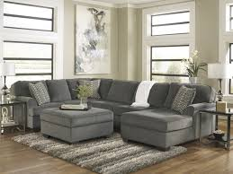 simmons albany pewter sectional. loric smoke sectional simmons albany pewter