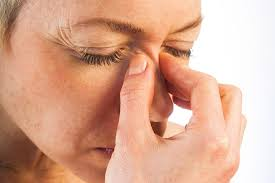 vliegen met sinusitis