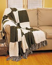 Free Afghan Knitting Patterns Circular Needles Delectable 48 Free Knit Afghan Patterns FaveCrafts