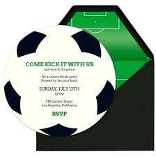 Soccer Party Invitation Template Premium Soccer Invitation Evite Football Party Synonyms