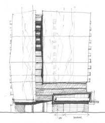 Simple architectural drawings Commercial Building Rothe Lowman Olsen Hotel Such Simple But Effective Drawing Pinterest 1388 Best Architecture Sketches Images In 2019 Architectural