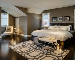 Braune Wandgestaltung Schlafzimmer In Braun Gestaltet