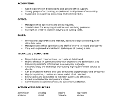 Full Size of Resume:good Resume Skill Words | Free Resume Example And  Writing Download ...