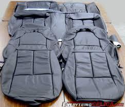 reupholster stock seats celica hobby