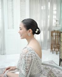 ทรงผมเจาสาวสดฮต ทเจาสาวคนดงนยมทำในป 2018 Bride