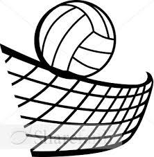 chair volleyball net. net clipart chair volleyball e