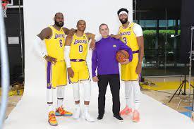 Lakers preseason opener ...