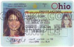 Ohio Buy Fake Identification Id Scannable