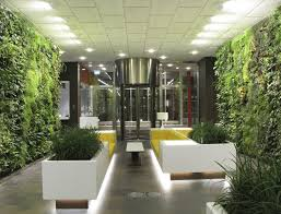 office garden design. Vertical Indoor Garden Design Ideas Office