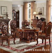 italian lacquered dining set traditional dining room Italian Dining