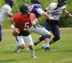 Uni Football Mcelvain Named Panther Starting Quarterback