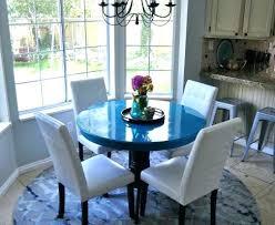 round kitchen rugs round kitchen table